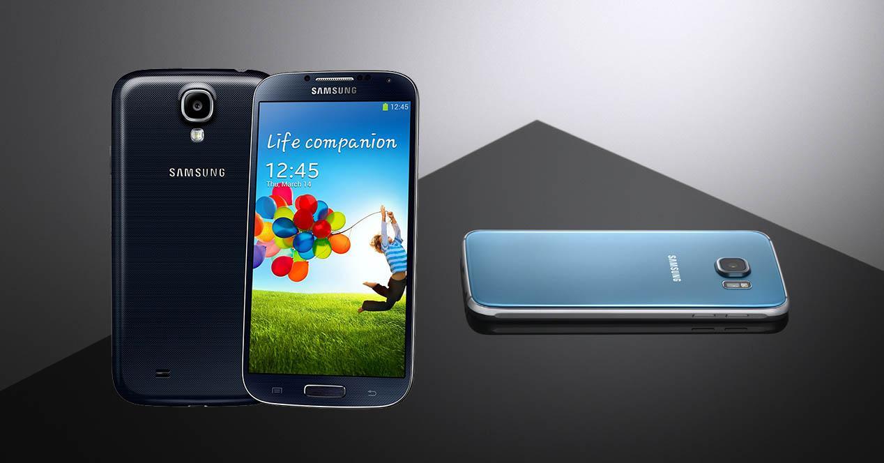 Galaxy S4 s6 apps