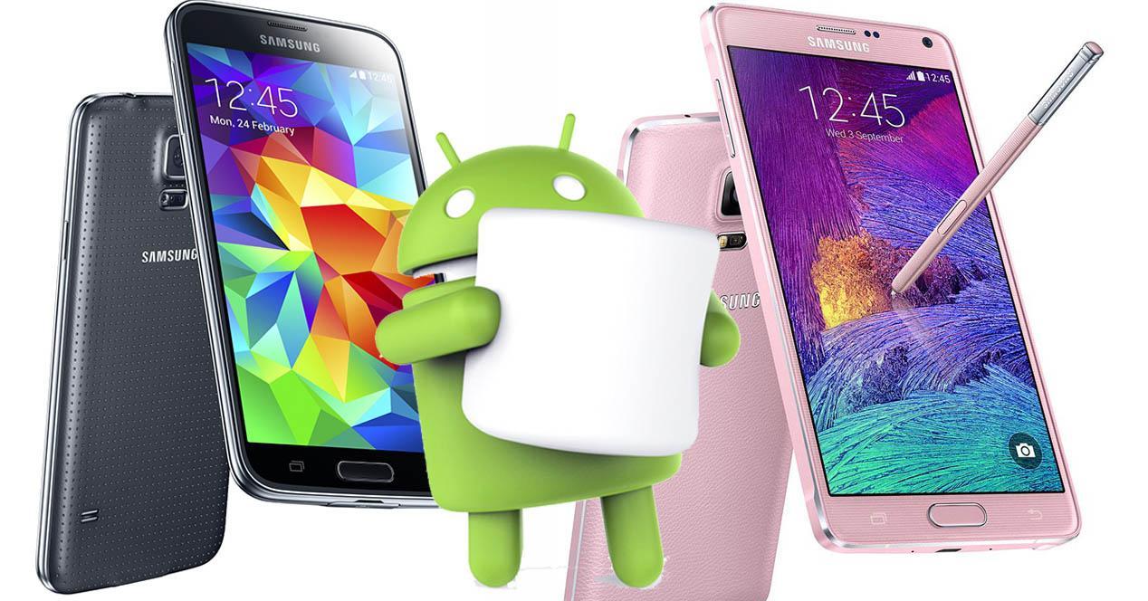 CyanogenMod 13 galaxy s5 y note 4
