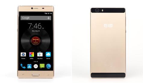 Elephone M2 en color oro