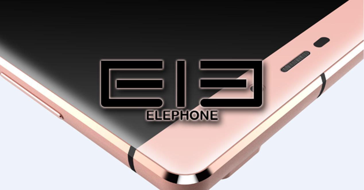 Logo de Elephone
