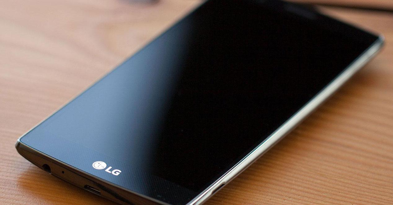 LG G4 apagado