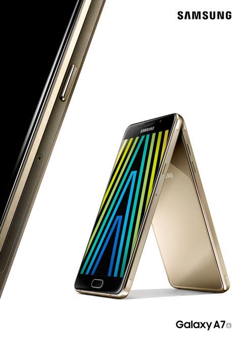 Samsung Galaxy A7 2016 pantalla