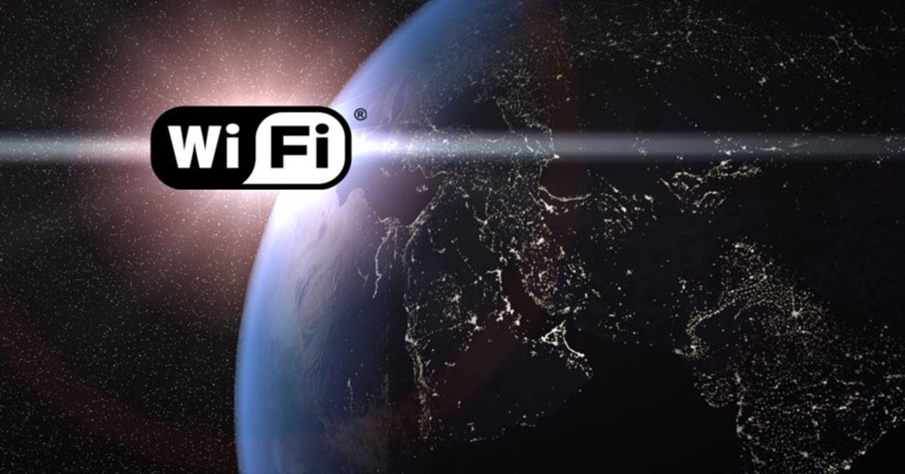 Icono de red WiFi