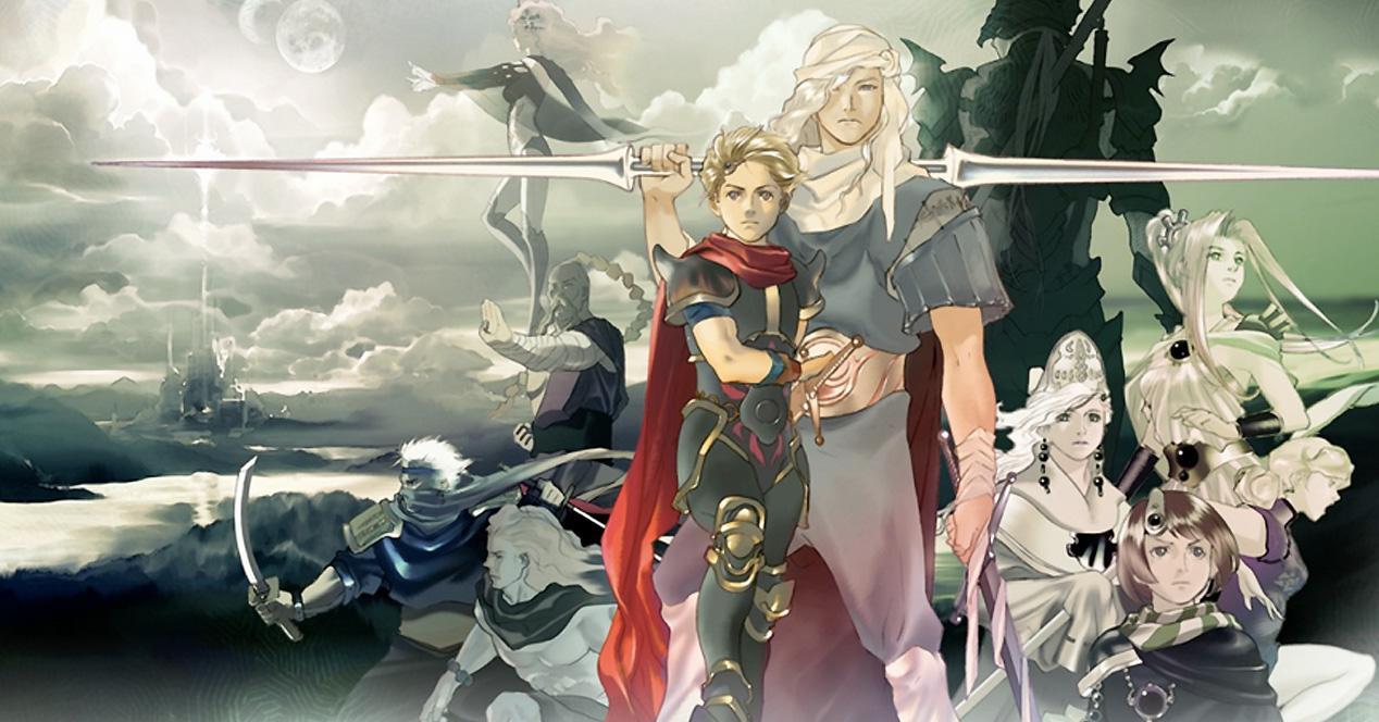 Final Fantasy saga para Android