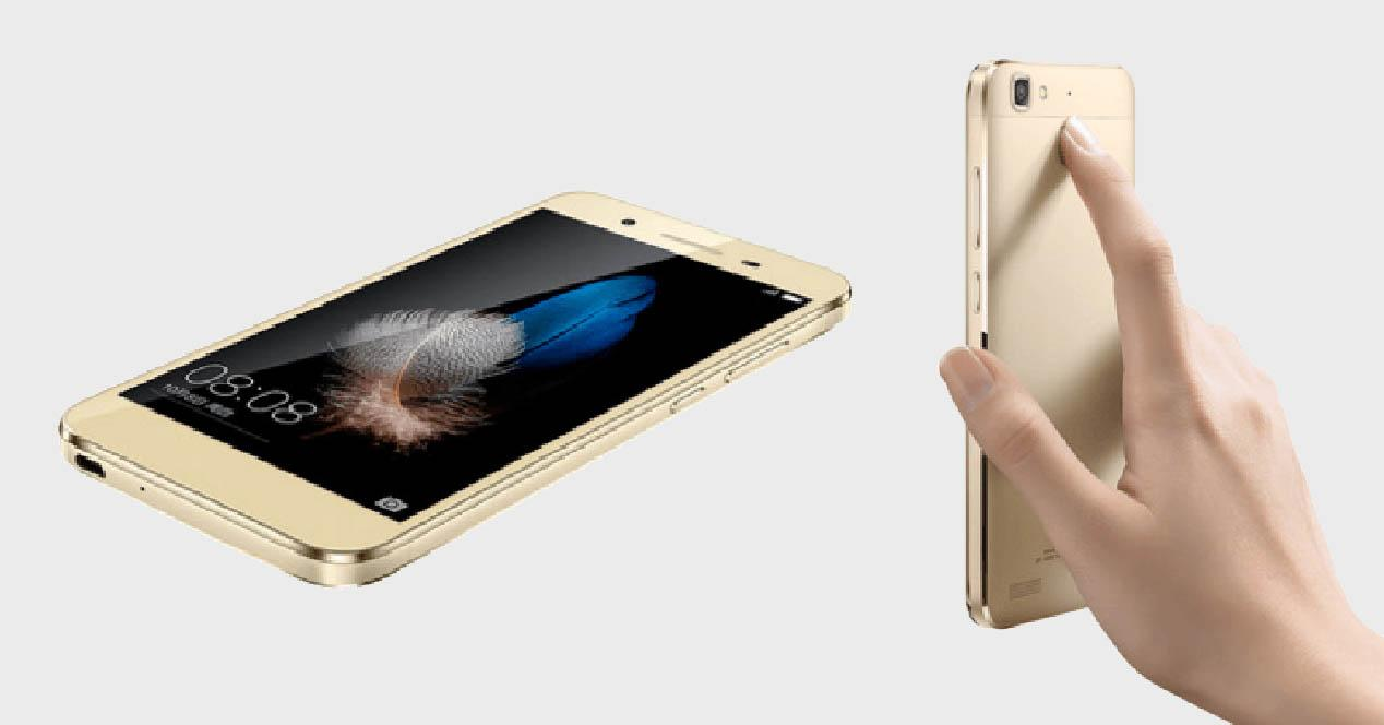 Huawei Enjoy 5S portada