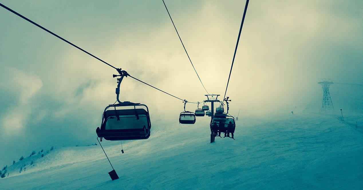 nieve portada