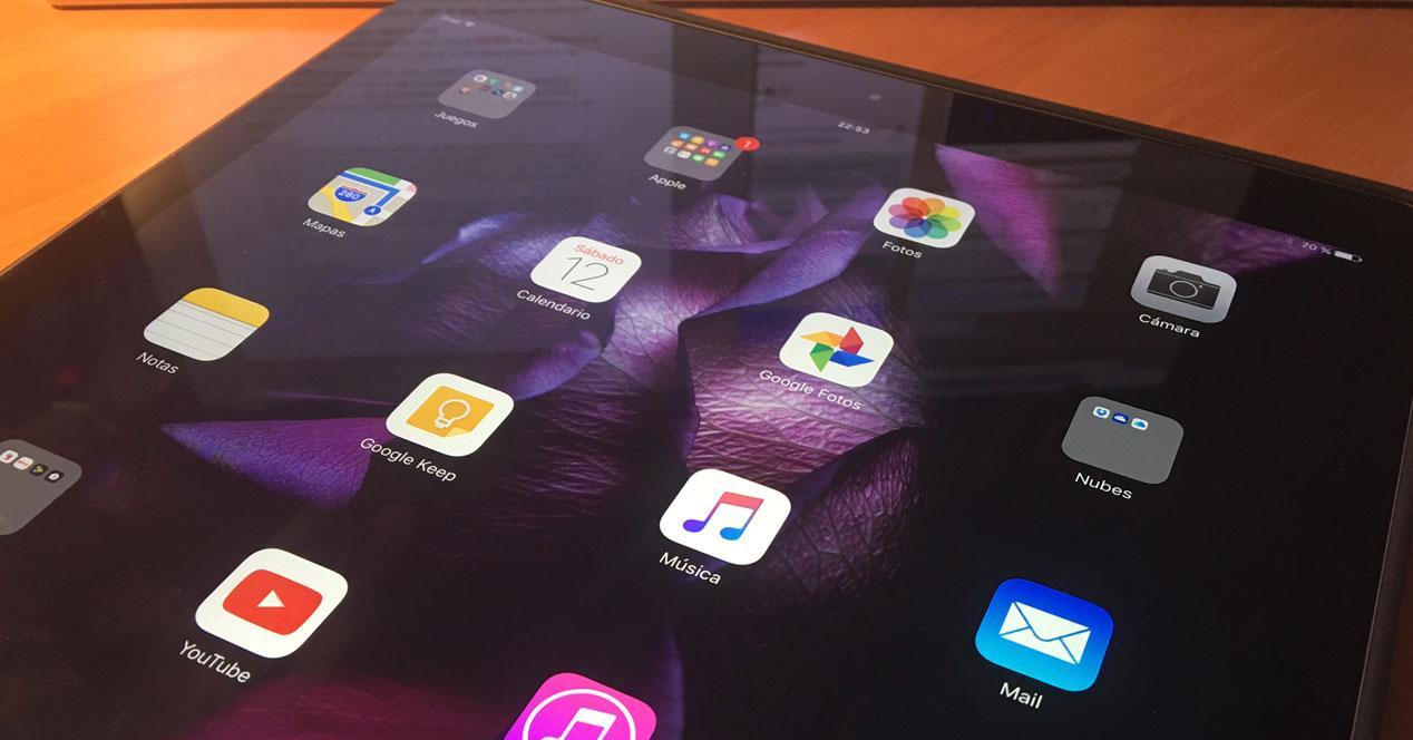 iPad Pro impresiones