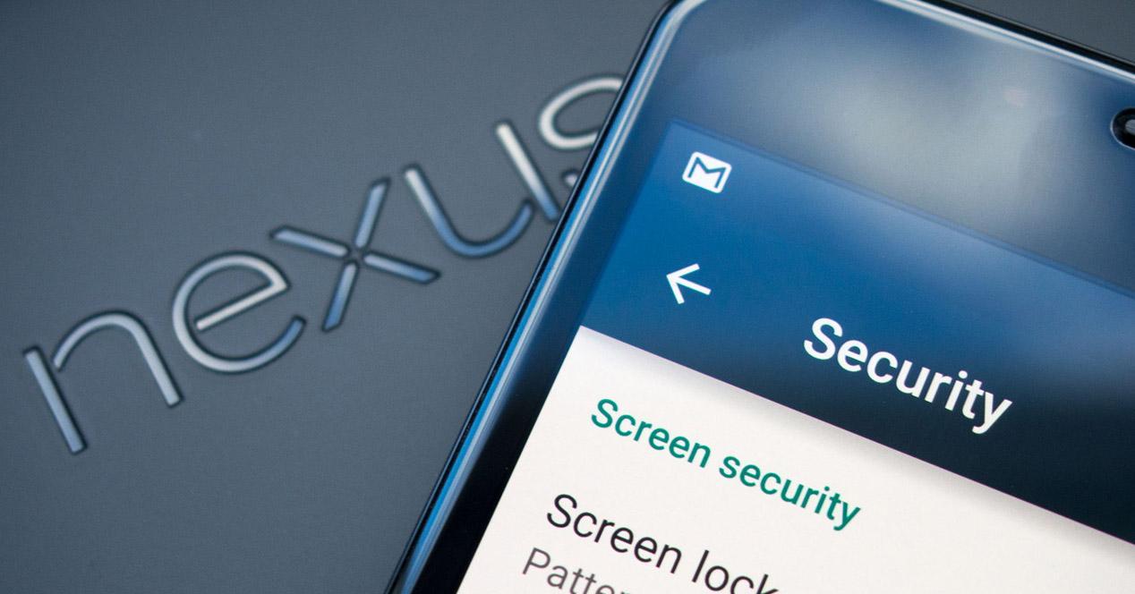seguridad Android Nexus