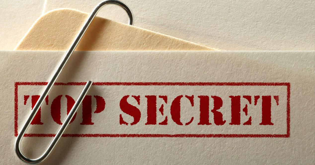 Sobre top secret