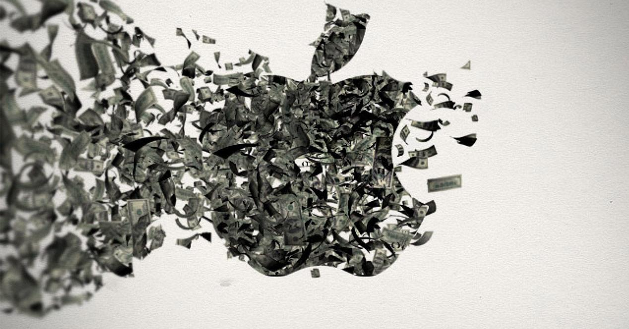 Resultados económicos de Apple