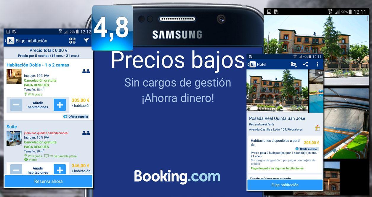 Aplicación Booking