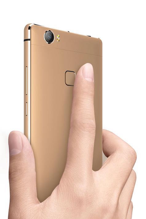 Elephone M3 huella digital