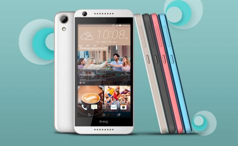 HTC Desire 626 blanco