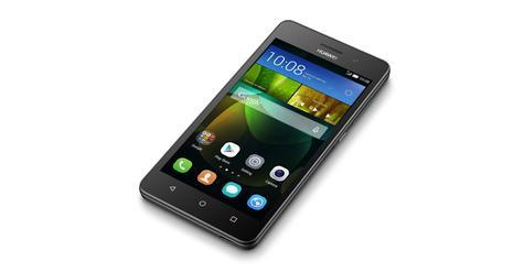 Huawei G Play Mini negro