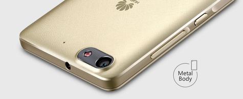 Huawei G Play Mini dorado