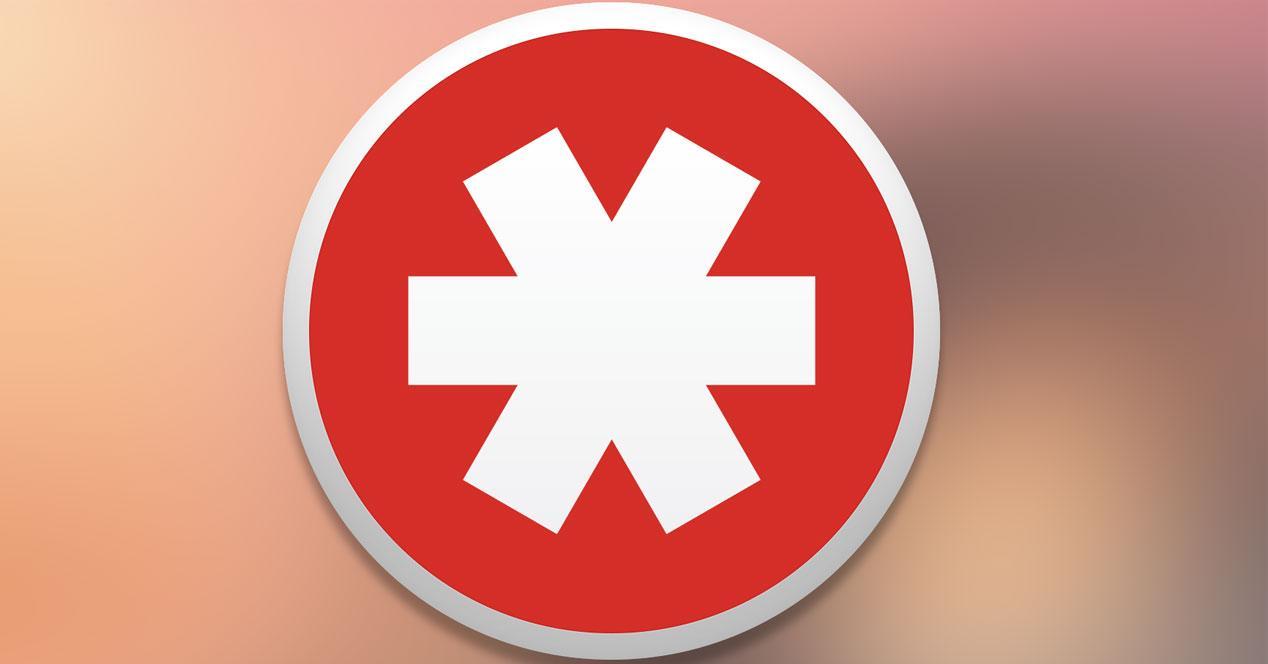Logotipo de la aplicación LastPass