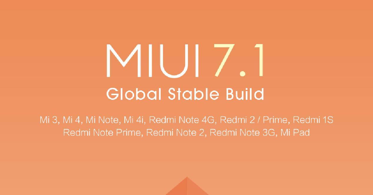 MIUI 71 portada