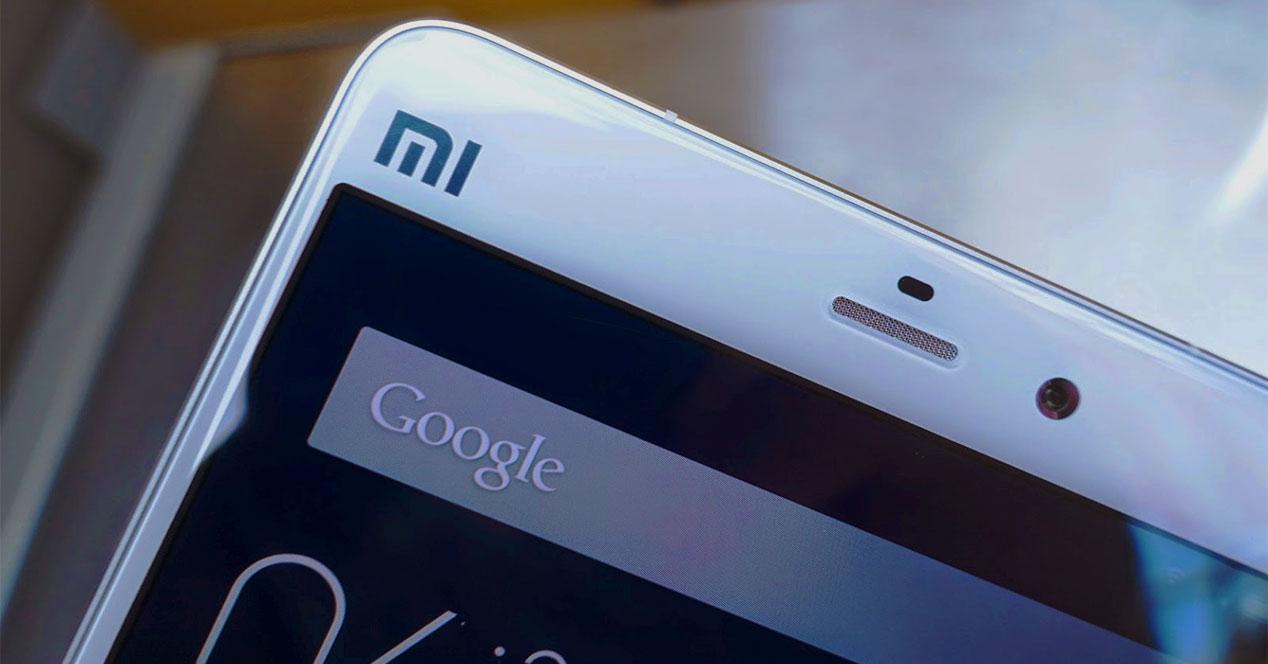 Smartphone Xiaomi Mi4