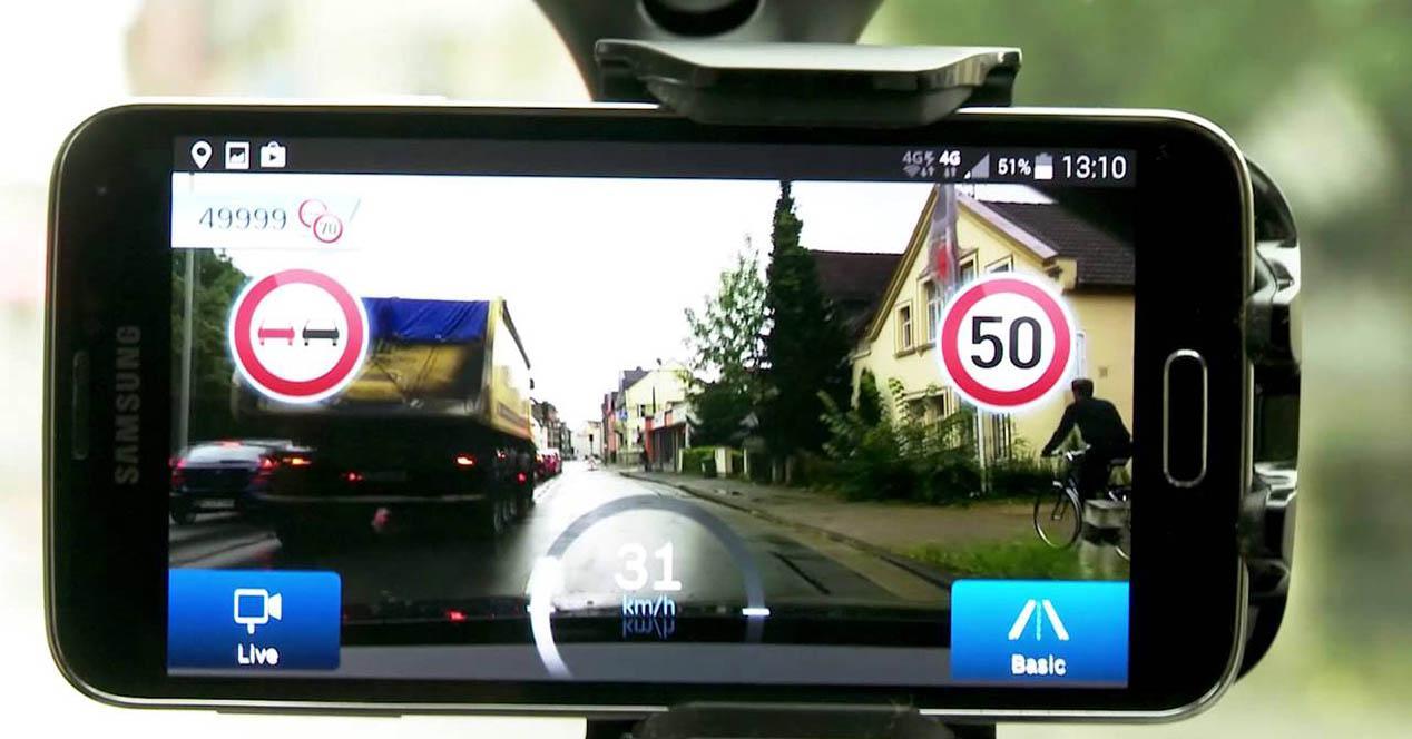 detector limites de velocidad movil
