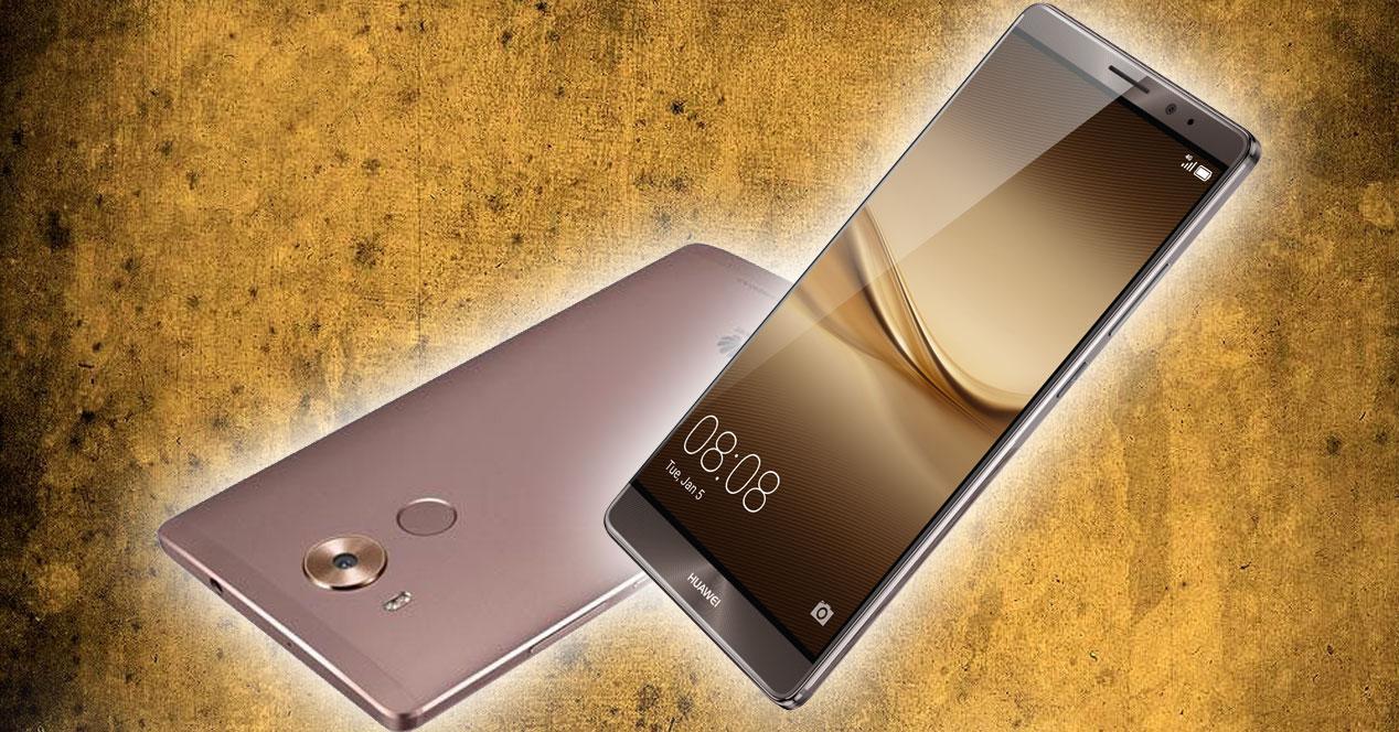 Huawei Mate 8 cobre