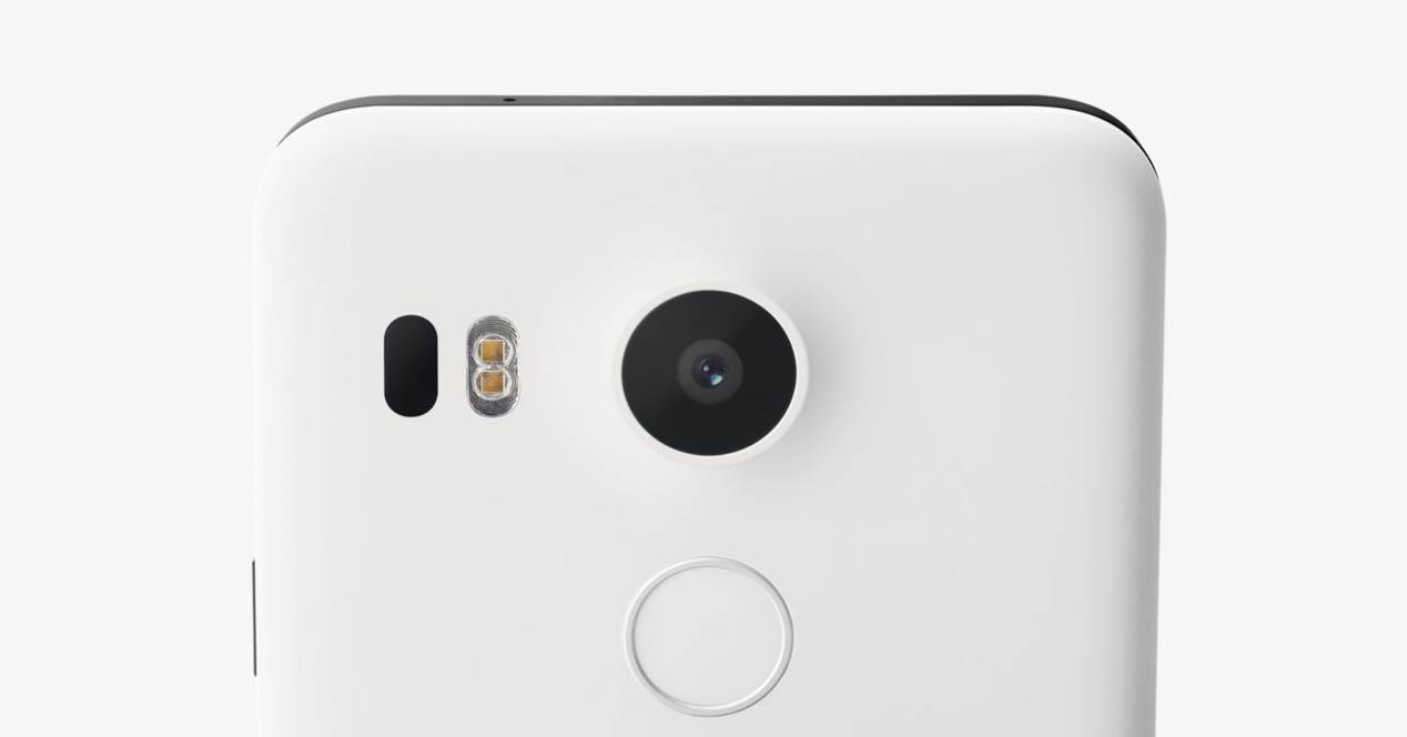 Nexus 5X slow motion y modo rafaga