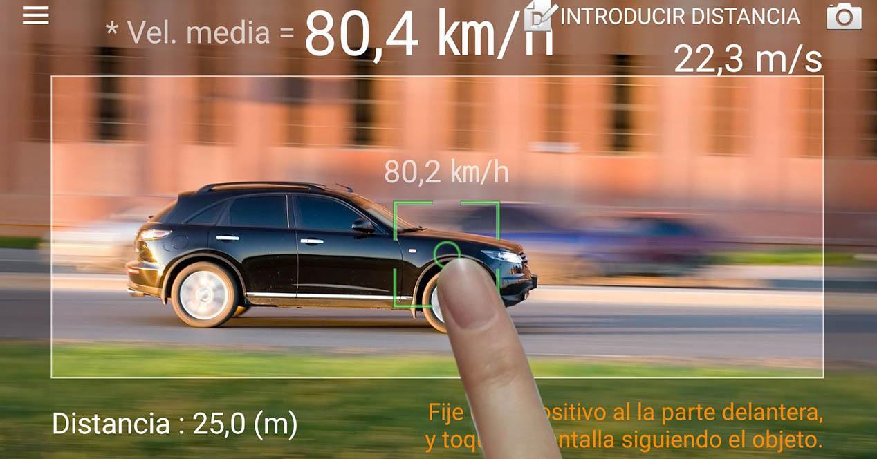 radar velocidad portada