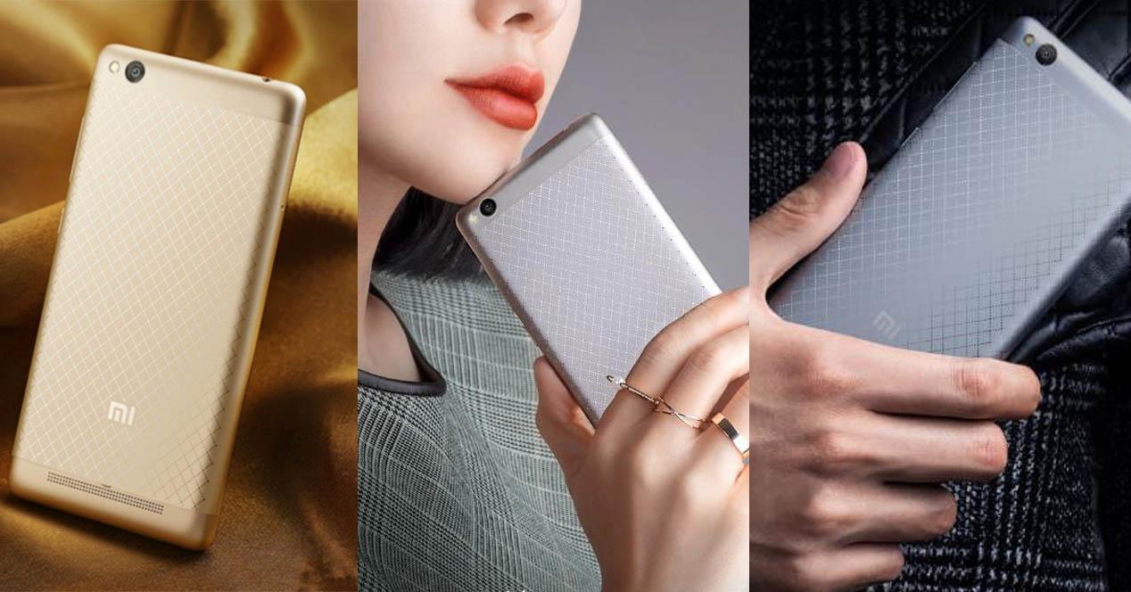 Xiaomi Redmi 3 portada