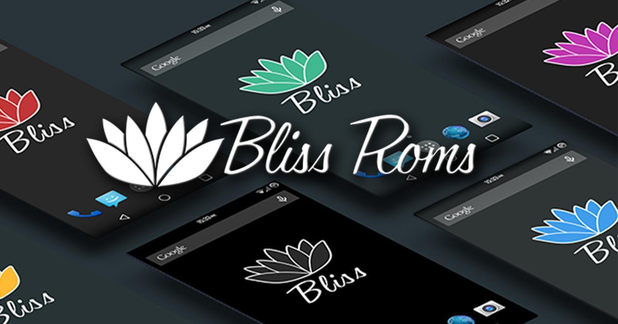 ROM personalizada Bliss