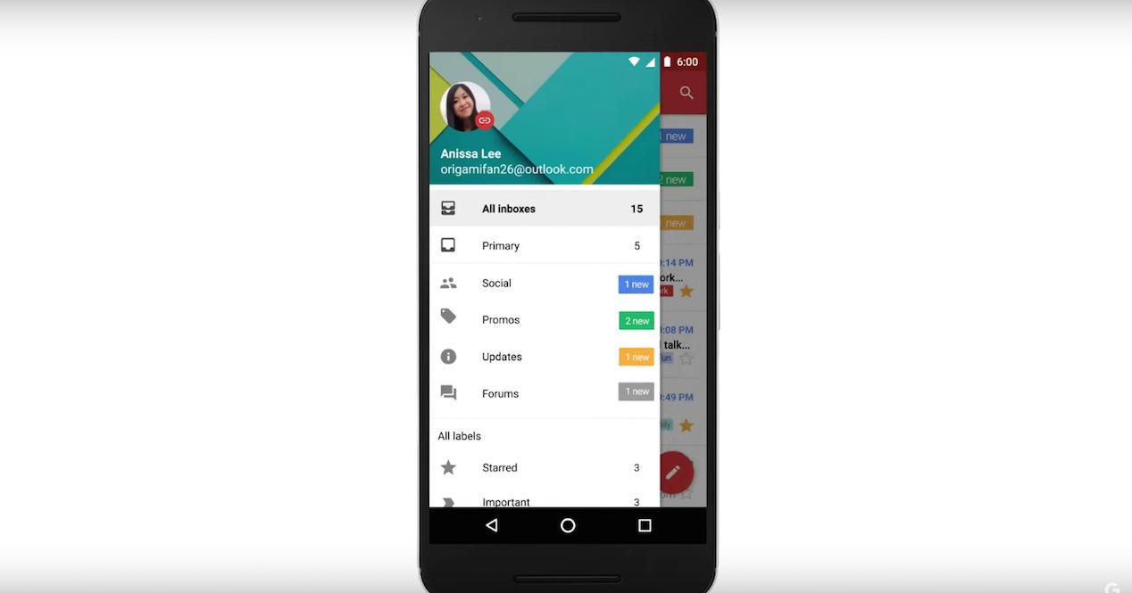 gamilfy usar gmail sin cuenta de google