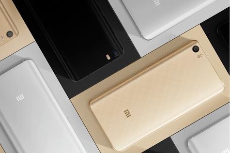 Xiaomi MI5 color oro