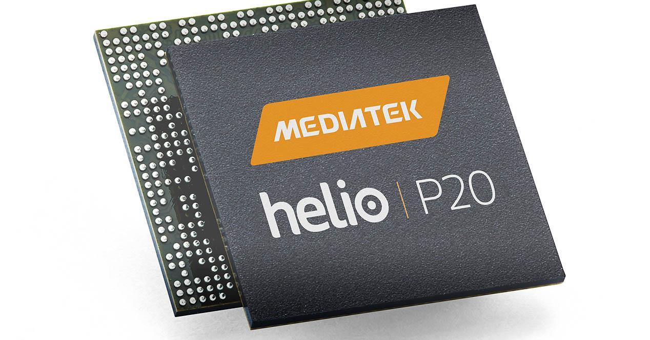 Helio P20 imagen SoC