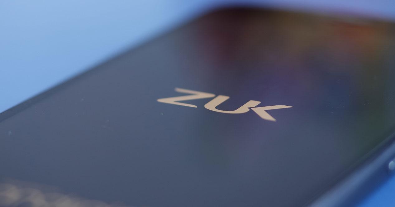 Logotipo de la compañía ZUK