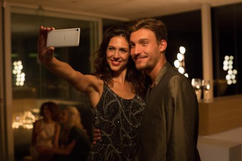 Sony Xperia XA selfie