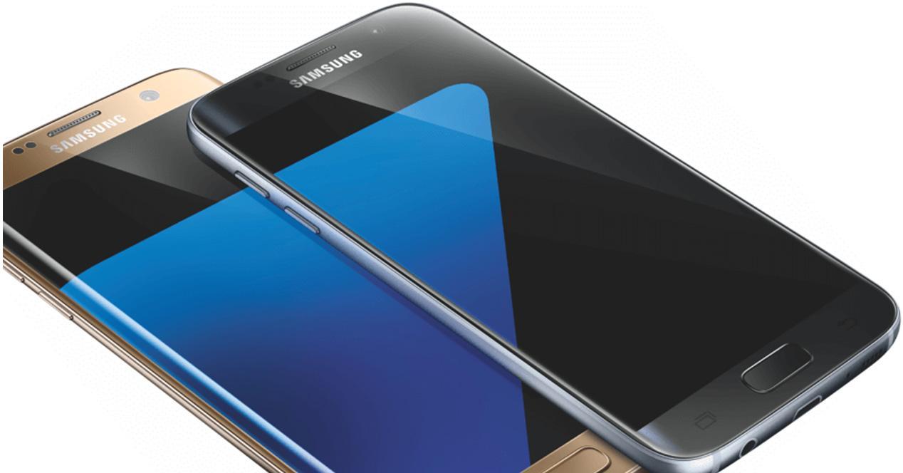 Diseño final del Samsung Galaxy S7