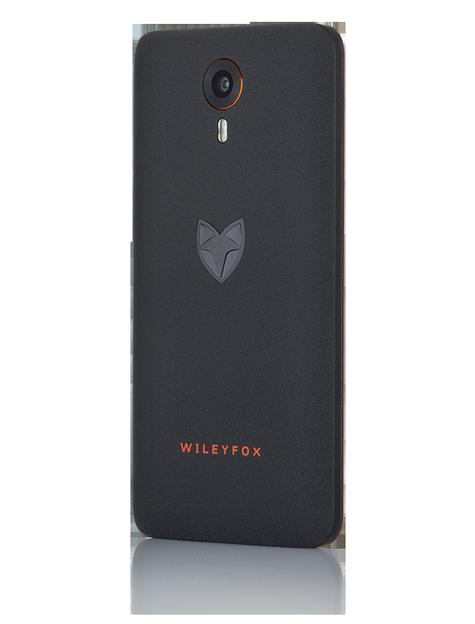 Wileyfox Swift trasera
