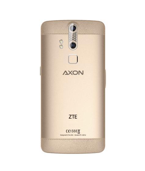 ZTE Axon Elite cámara digital