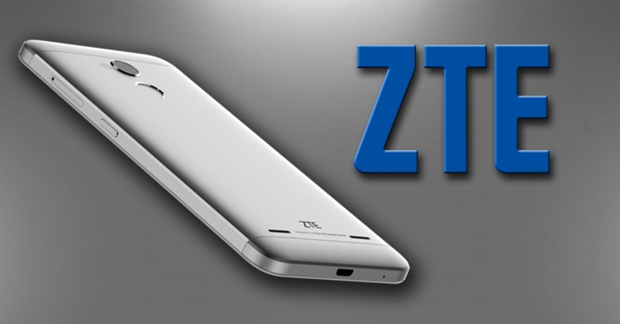 Nuevo smartphone de ZTE
