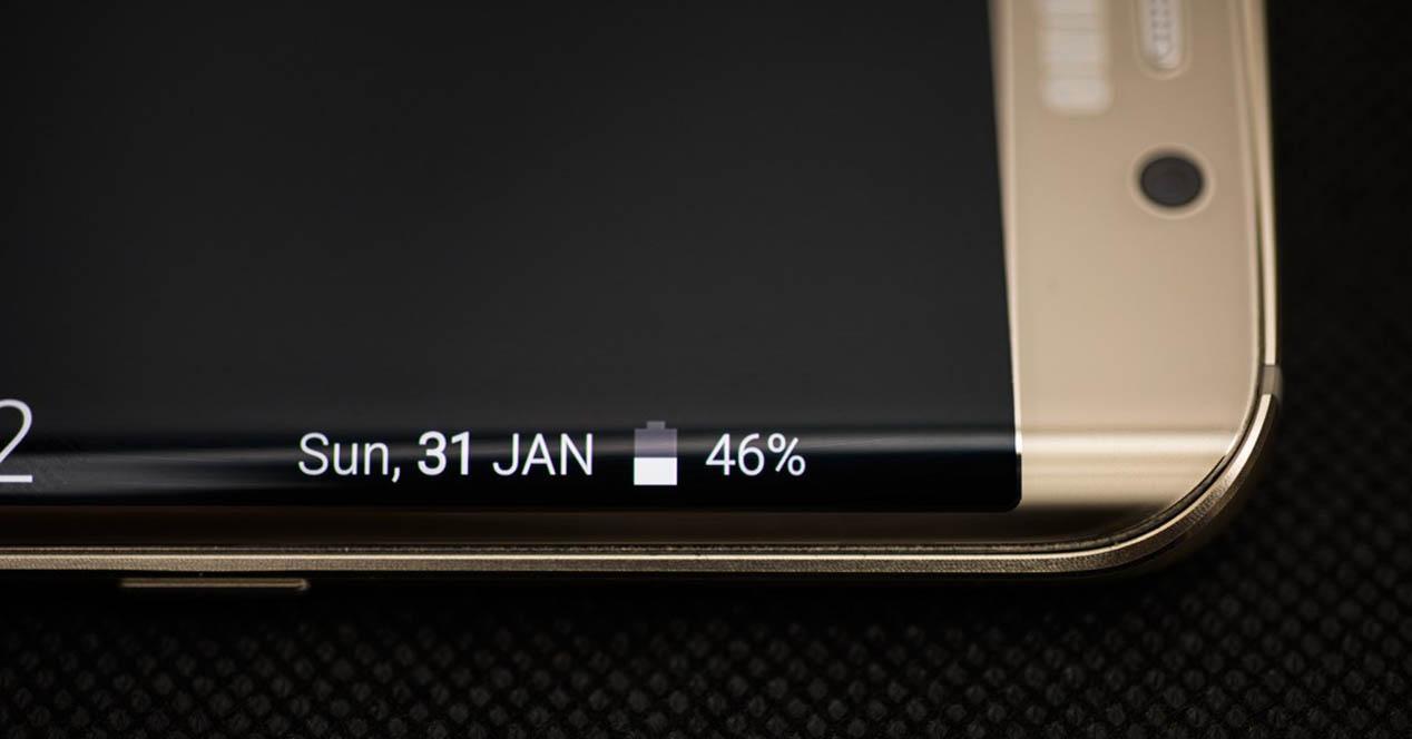 Galaxy S7 funcion always on