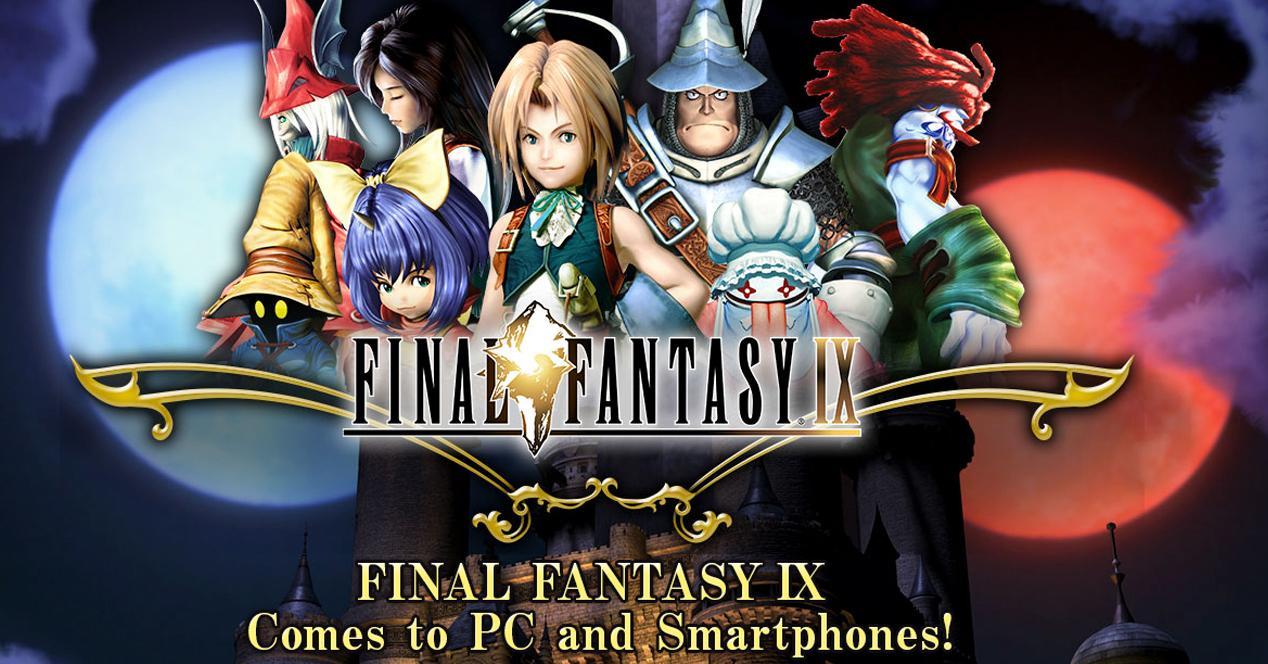 Final Fantasy IX para iOS y Android