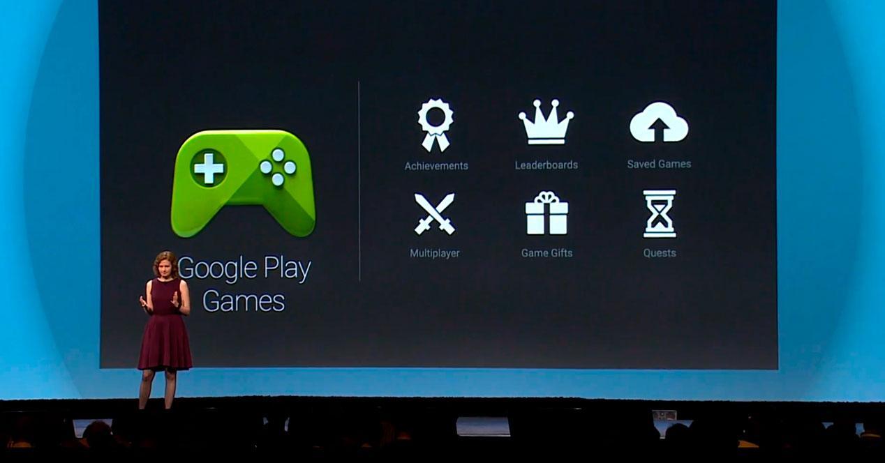 Google Play Games para Android