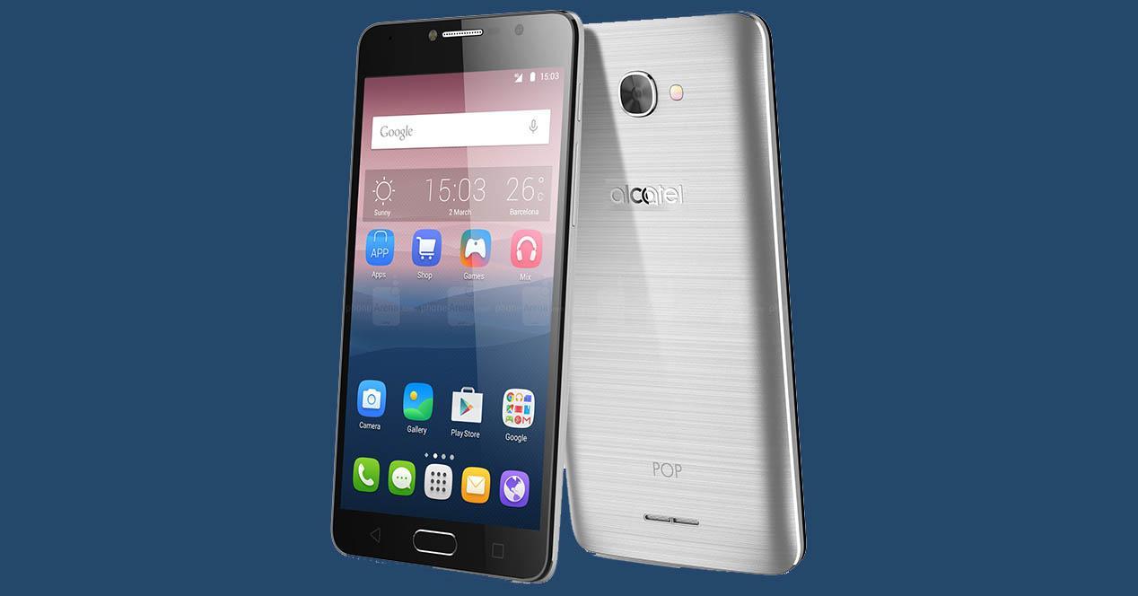 Alcatel One Touch Pop 4 y Alcatel One Touch Pop 4S toma de contacto