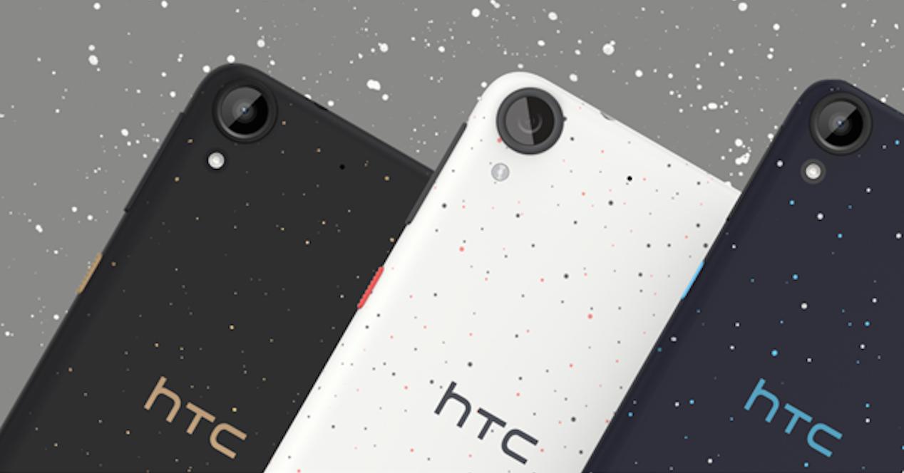 nuevos smartphones htc