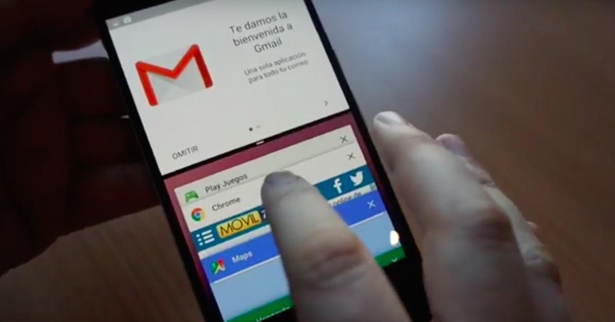 Android N en vídeo