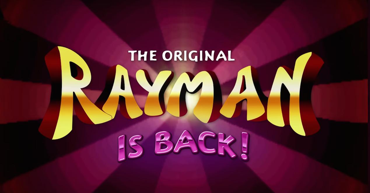 rayman classic para android