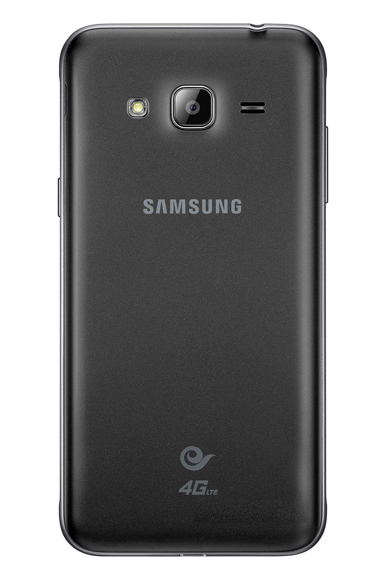 Samsung Galaxy J3 versión 2016 detalle de la cámara