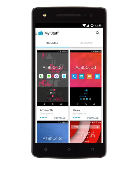 Wileyfox Storm con android y cyanogen