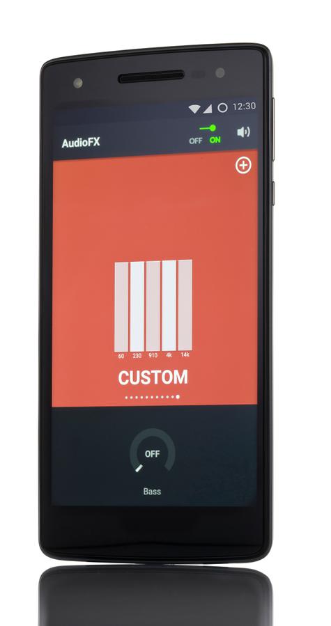 Wileyfox Storm custom en pantalla