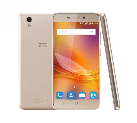 ZTE Blade A452 oro o dorado