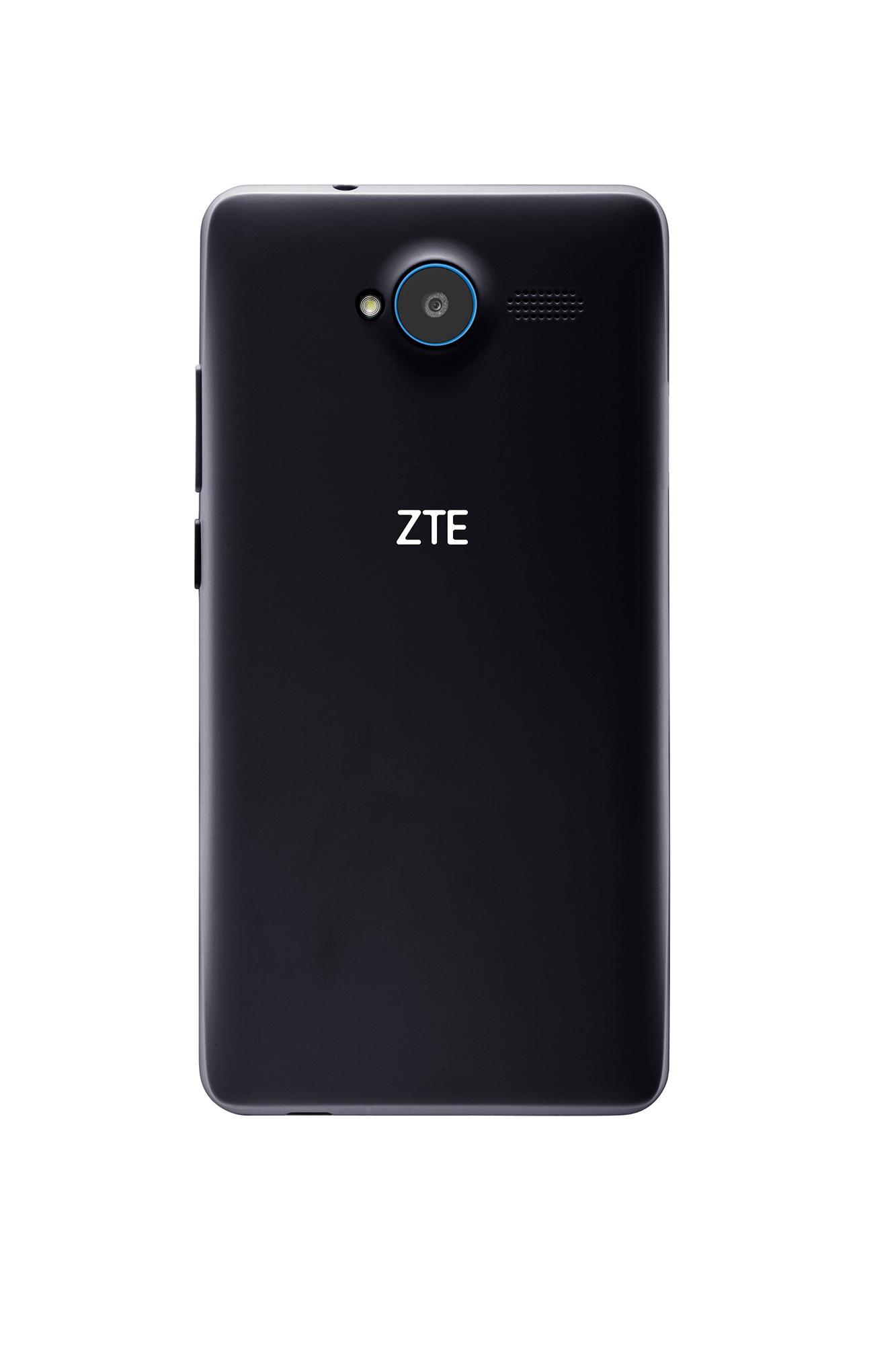 ZTE Blade L3 en color negro