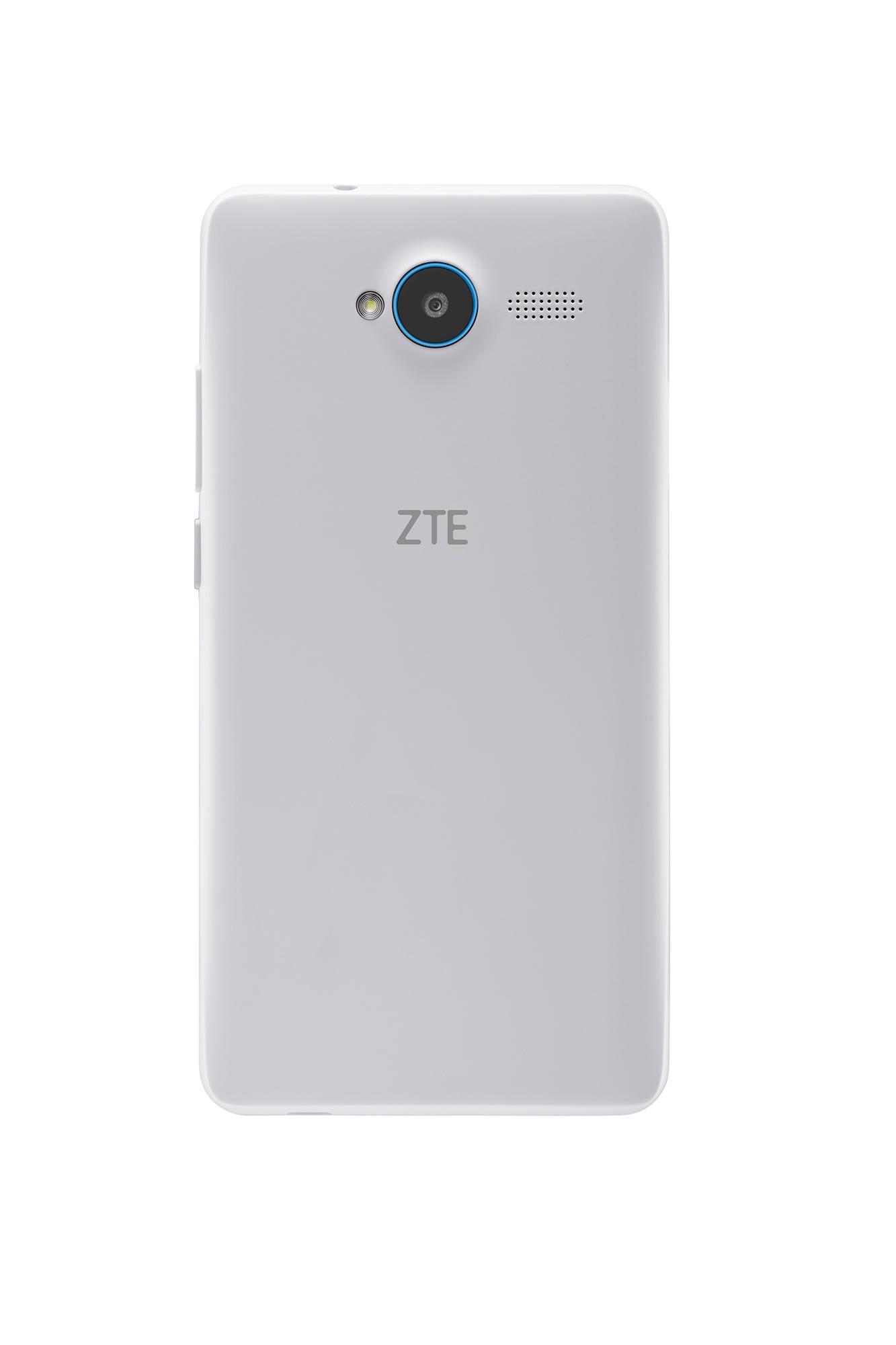 ZTE Blade L3 detalle de la cámara